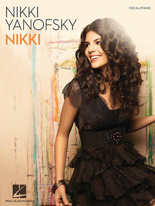 Nikki Yanofsky - Nikki - Piano / Vocal  Songbook