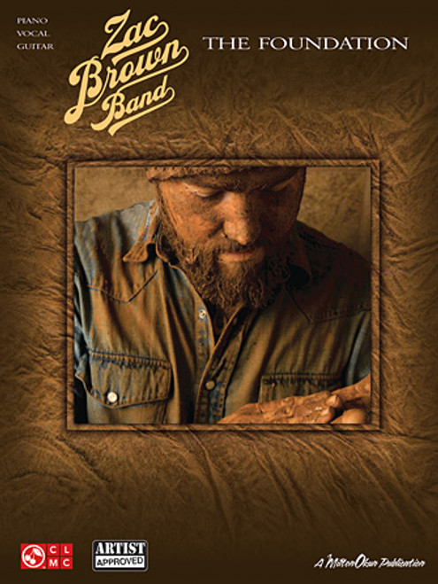 Zac Brown Band - The Foundation - Piano / Vocal / Guitar Songbook