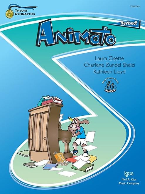 Theory Gynmnastics: Animato (Level A)