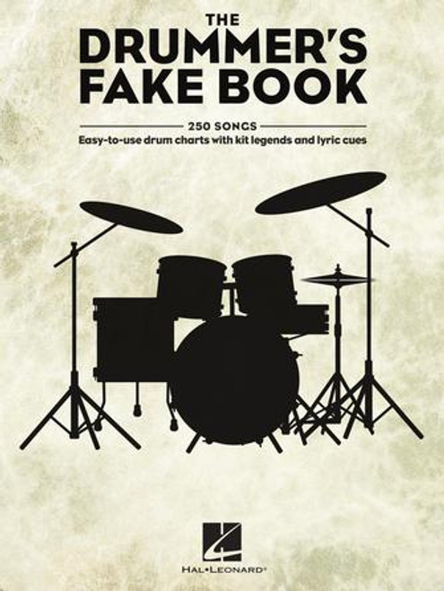The Drummer's Fake Book (250 Songs)