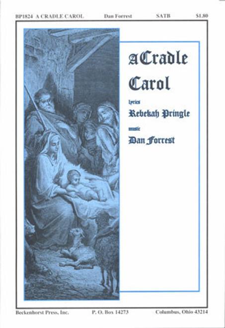 A Cradle Carol - arr. Forrest - SATB