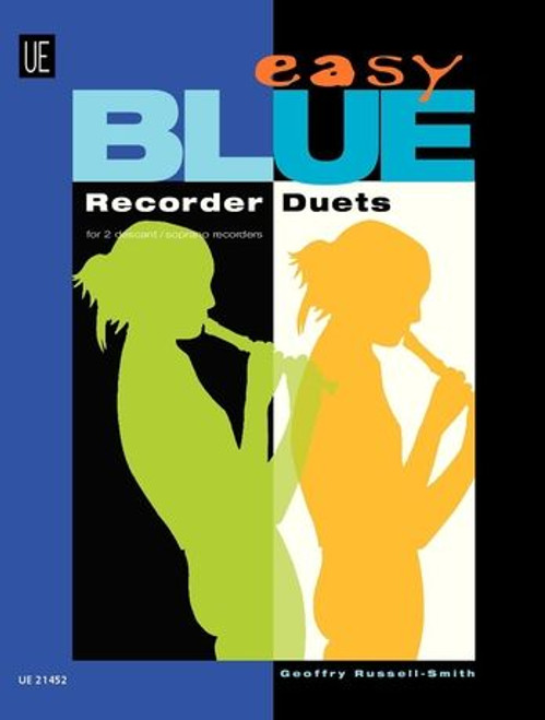 Easy Blue Recorder Duets for Soprano Recorder
