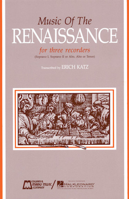Music of The Renaissance for Three Recorders