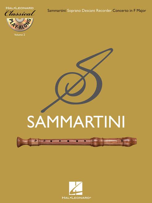 Sammartini - Descant (Soprano) Recorder Concerto in F Major