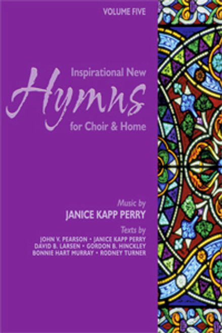 Inspirational New Hymns - Vol. 5