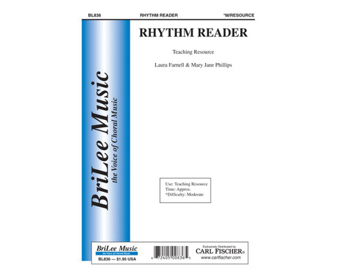 Rhythm Reader - Teaching Resource