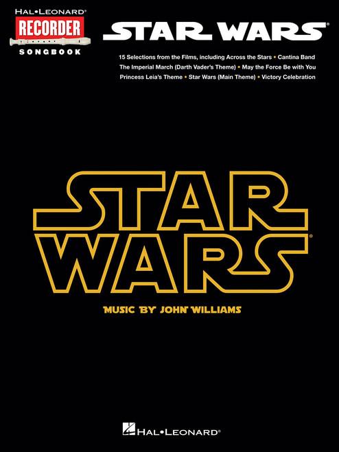 Star Wars Recorder Songbook