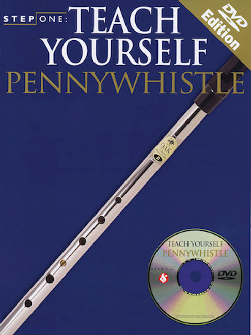Step One: Teach Yourself Pennywhistle w/ DVD