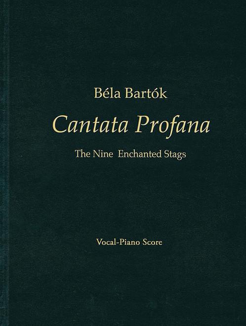 Bartók: Cantata Profana - Vocal/Piano