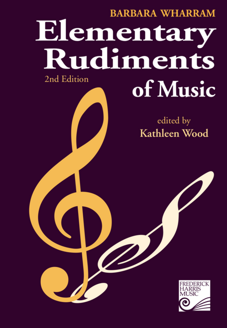 Elementary Rudiments of Music - 2nd Edition