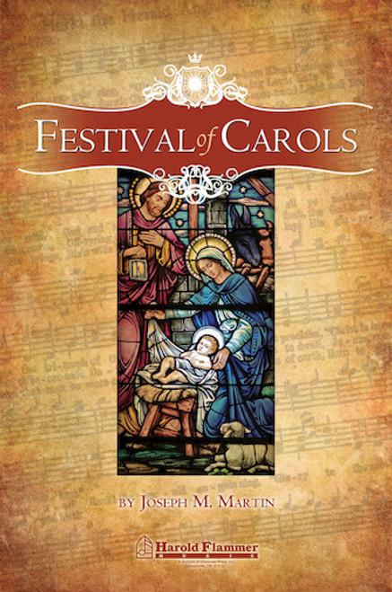 Festival of Carols - arr. Martin