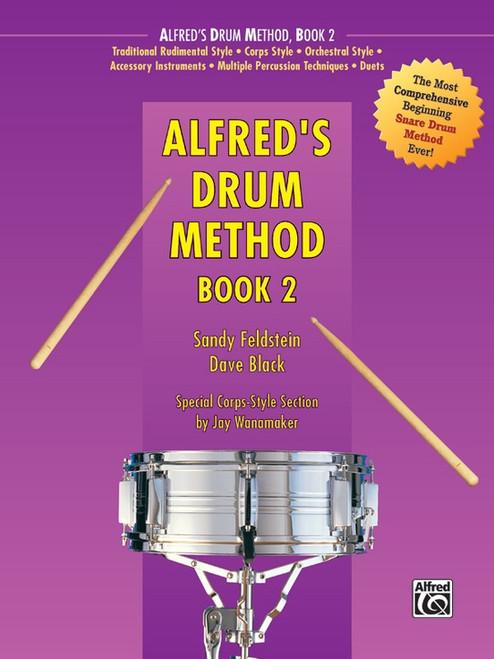Alfred's Drum Method - Book 2
