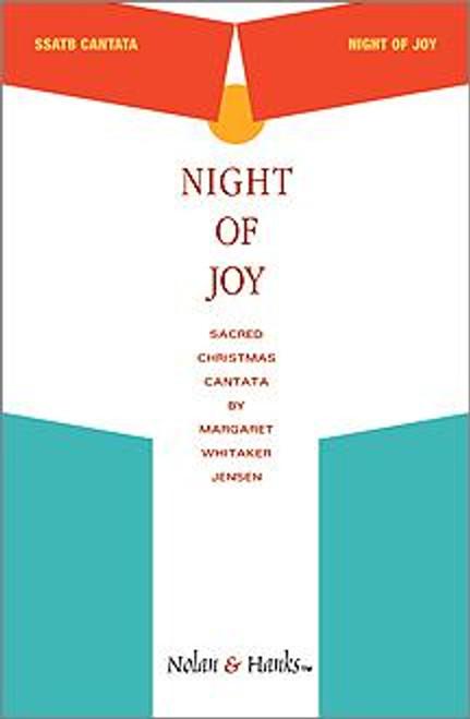 Night of Joy: Christmas Cantata - arr. Jensen