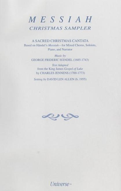 The Messiah Christmas Sampler