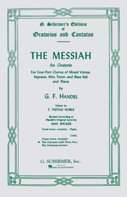 Handel's The Messiah (Oratorio, 1741) - Chorus Parts