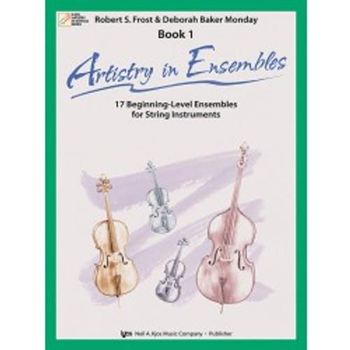 Artistry in Ensembles Book 1 - Piano Accompaniment
