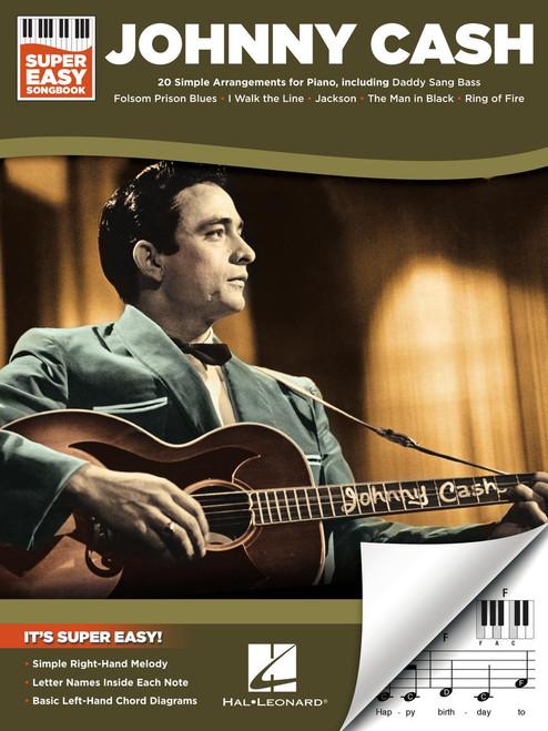 Johnny Cash - Super Easy Songbook