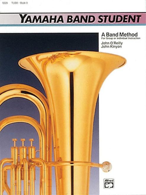 Yamaha Band Student Book 3 - Tuba