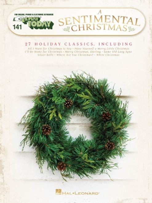 E-Z Play Today #141 - A Sentimental Christmas