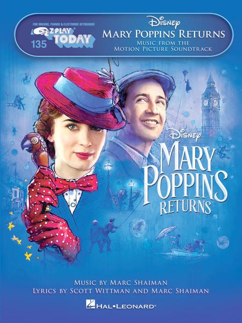 E-Z Play Today #135 - Mary Poppins Returns