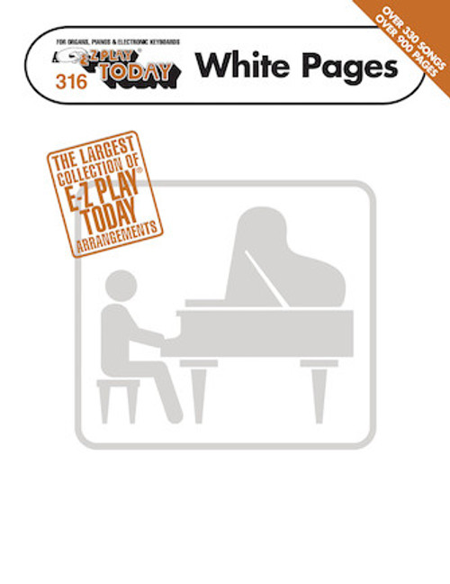 E-Z Play Today #316 - E-Z Play Today White Pages