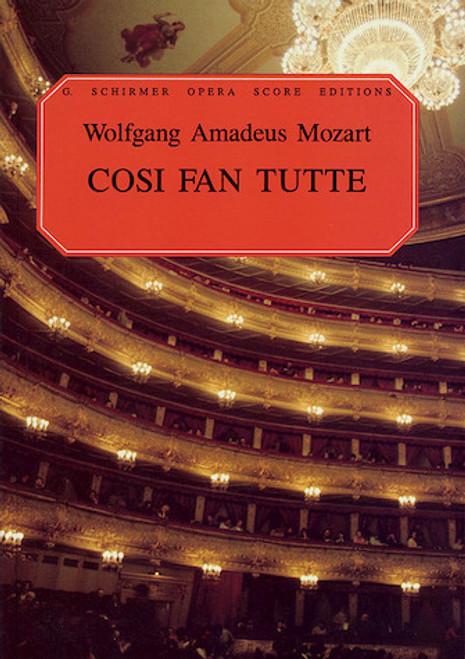 Così Fan Tutte, K. 588 - Wolgang Amadeus Mozart