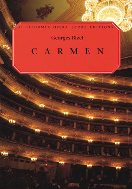 Carmen (Shirmer) - Georges Bizet