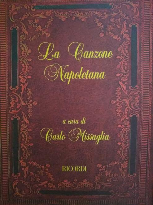 La Canzone Napoletana - Carlo Missaglia
