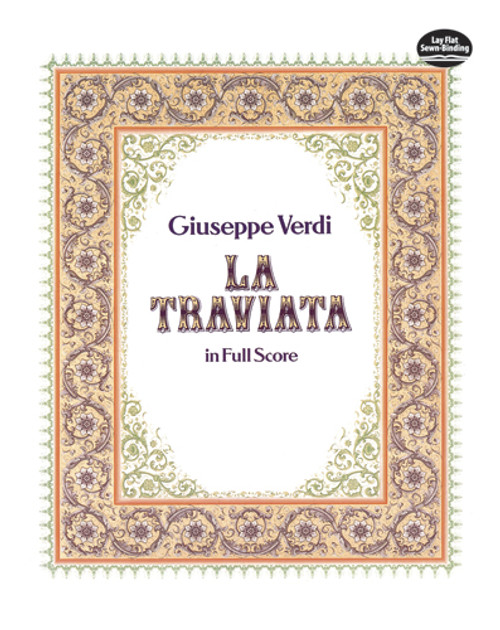 La Traviata (Full Score) - Giuseppe Verdi