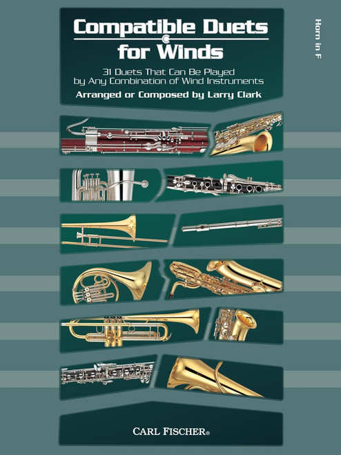 Compatible Duets for Winds - Horn in F
