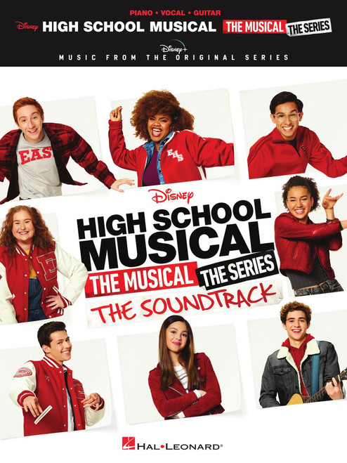 High School Musical - The Series - Piano / Vocal / Guitar Songbook