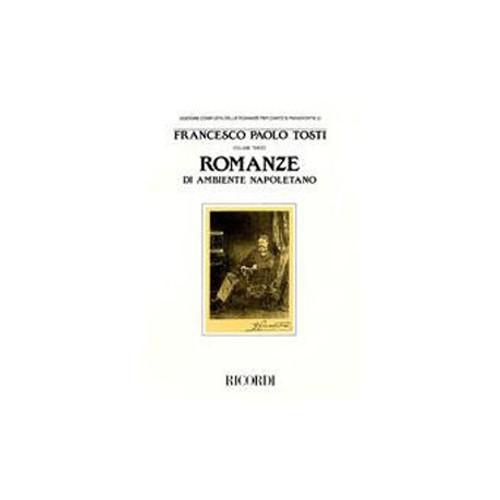 Romanze di Ambiente Napoletano, Vol. 3 - Francesco Paolo Tosti