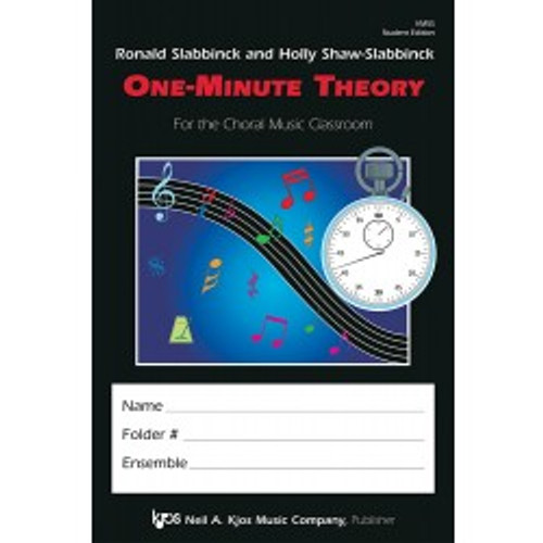 One-Minute Theory - Bk. 1
