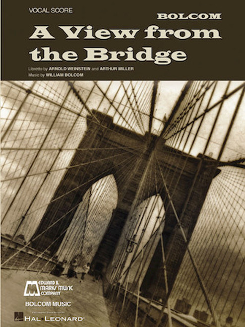 A View from the Bridge - William Bolcom