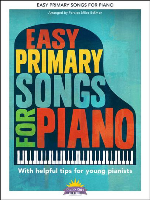 Easy Primary Songs for Piano