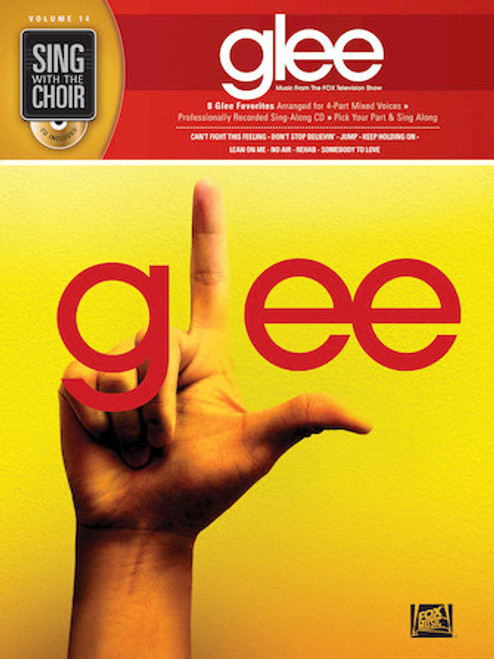 Glee - Sing with the Choir with CD - Vol. 14