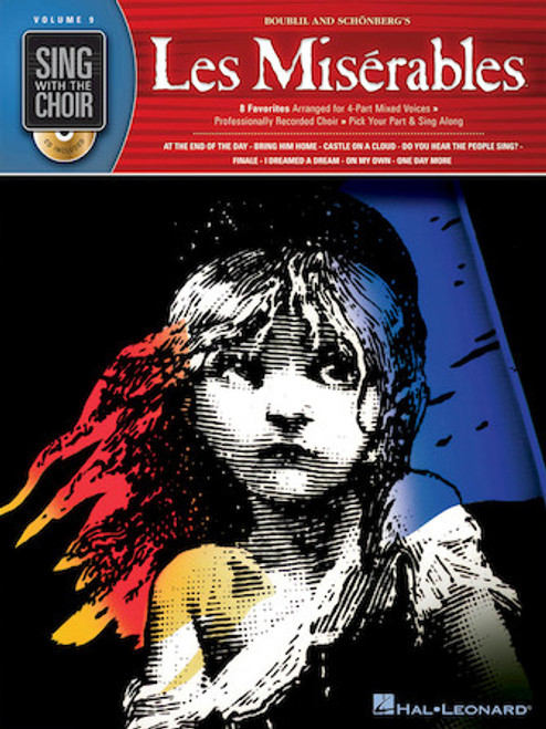 Les Miserables - Sing with the Choir with CD - Vol. 9
