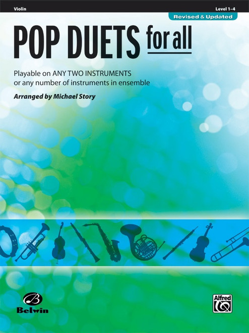 Pop Duets for All - Violin