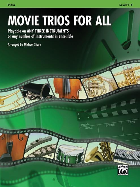 Movie Trios for All - Viola