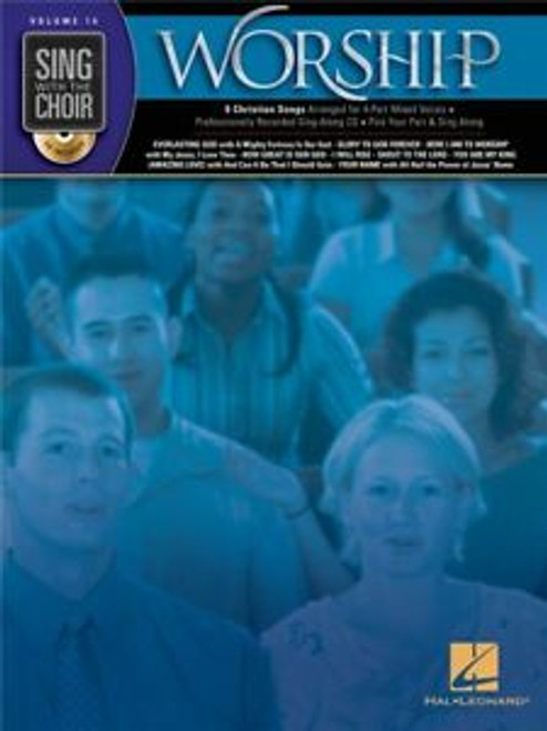 Worship - Sing with the Choir with CD - Vol. 16