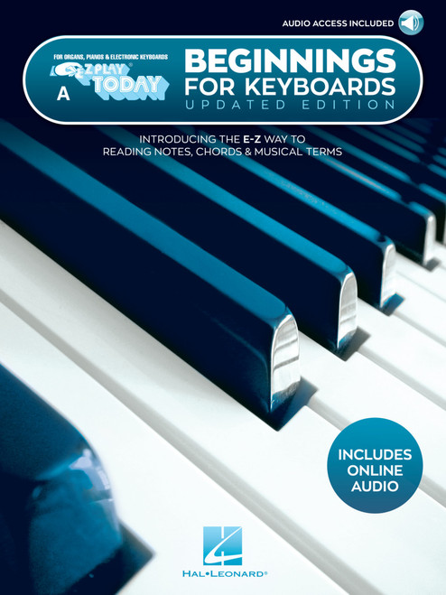 E-Z Play Today Book A - Beginnings for Keyboards