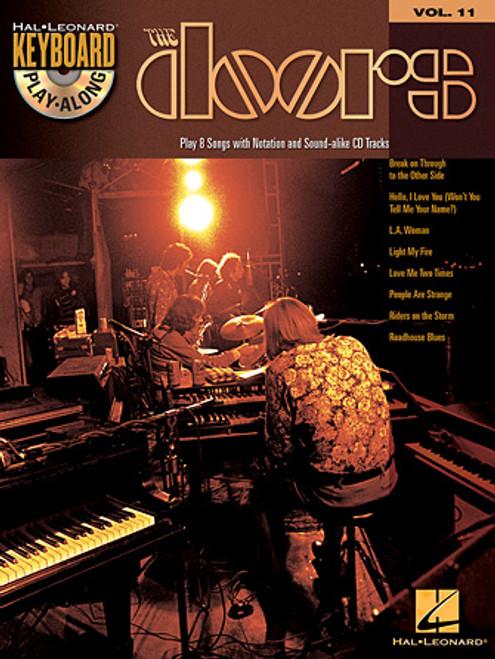 The Doors - Keyboard Play-Along Volume 11