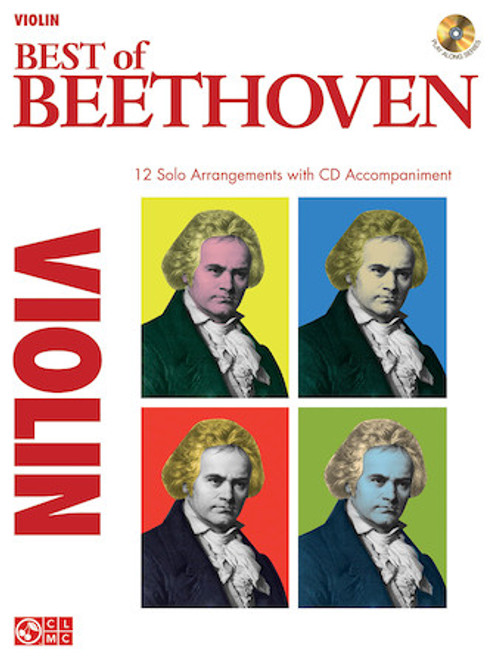 Best of Beethoven for Violin (with CD)