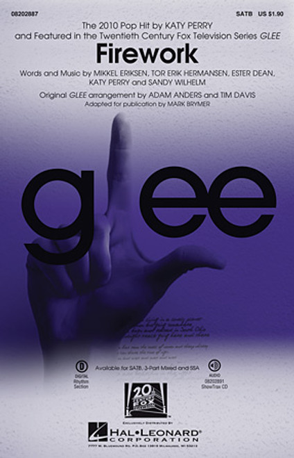 Firework (Glee) - SATB
