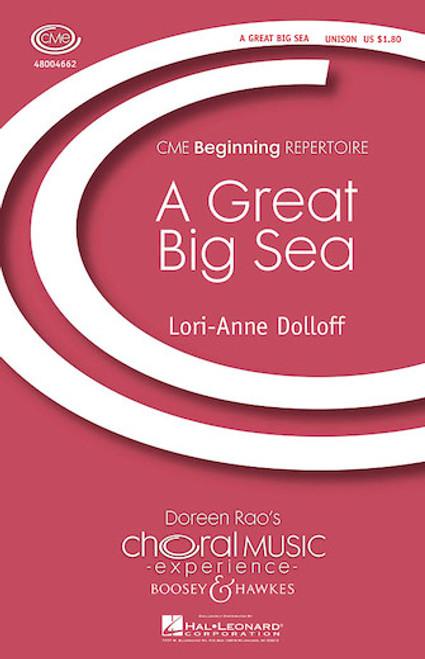 A Great Big Sea - arr. Dolloff - Unison