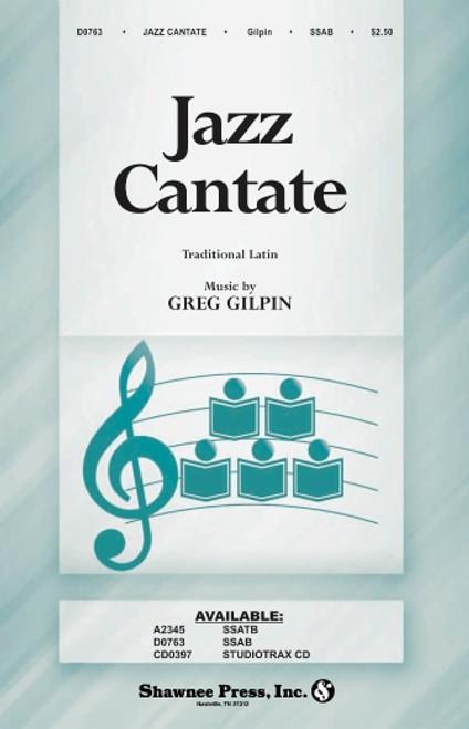 Jazz Cantante - arr. Gilpin - SSAB