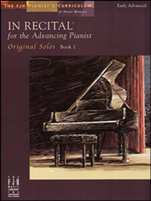 In Recital for the Advancing Pianist - Original Solos - Book 1