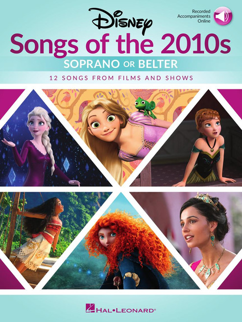 Disney Songs of the 2010's
