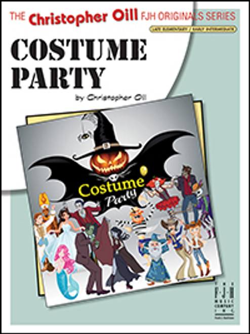 Costume Party - Late Elementary/Early Intermediate