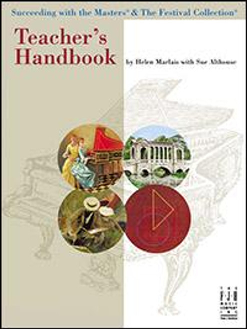 Succeeding with the Masters and The Festival Collection - Teacher's Handbook